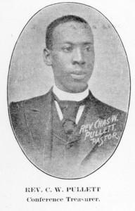 Pullett Charles W 1910
